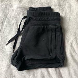 Lululemon•Hit Reset Black Shorts